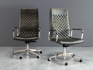 3D ds-1051 office chair