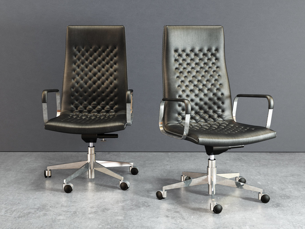 3D ds-1051 office chair