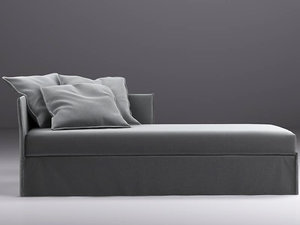 fox daybed 3D