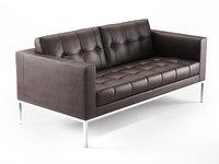 3D ds-159 sofa model
