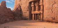 historic petra jordan 3D model