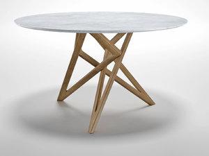 ennea dining table model