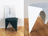 3D prismatic table