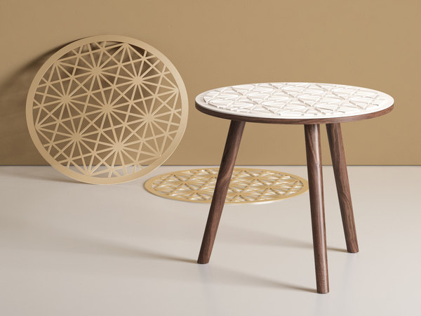 asembla occasional table 3D