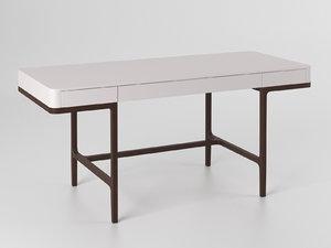 victor desk 3D model