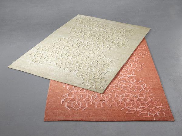 3D shazia rug model