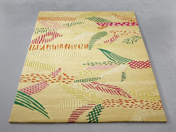 jungle rug 3D model