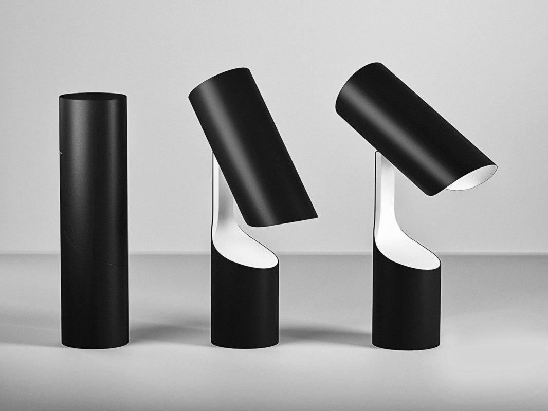 353 mutatio table lamp 3D model