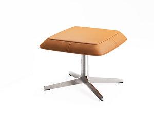 ds-144 05 footstool 3D model