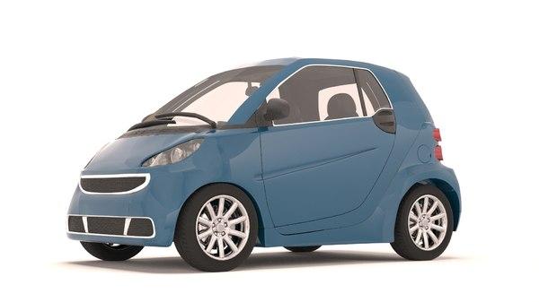 smart car model