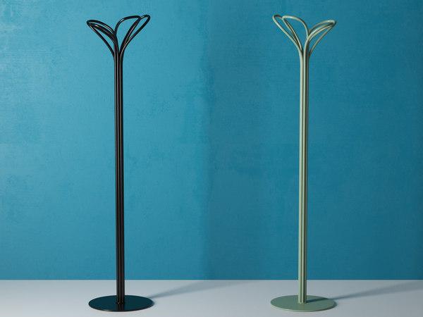 lasso coat rack 3D model