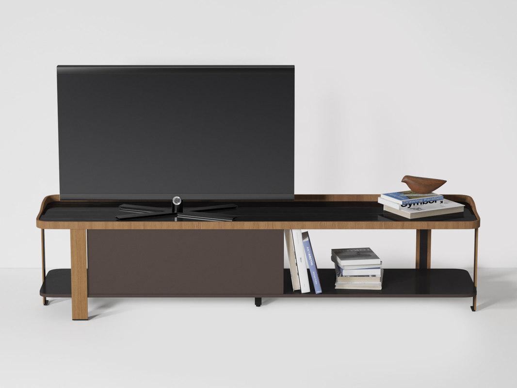 3D postmoderne tv cabinet