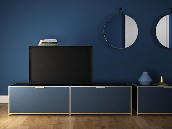 dita tv cabinet 3D model