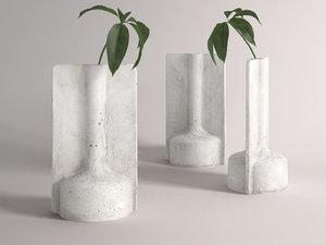 mold vase 3D model