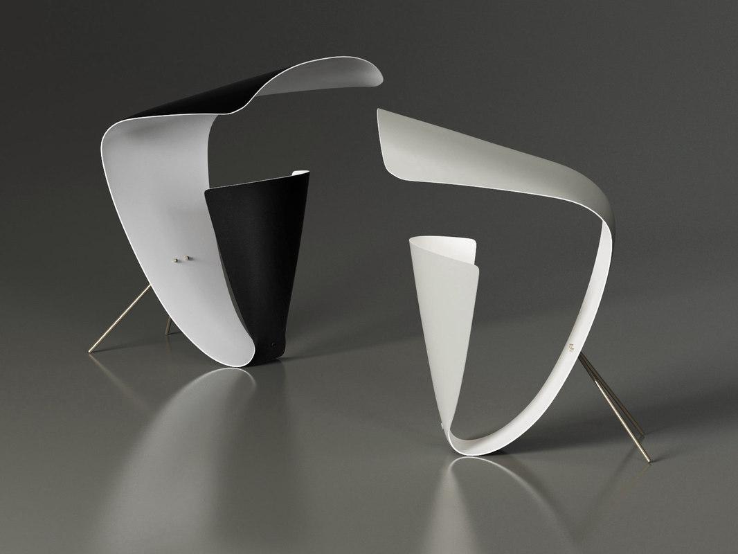 3D b201 desk lamp