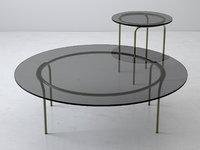 3D liam tables model