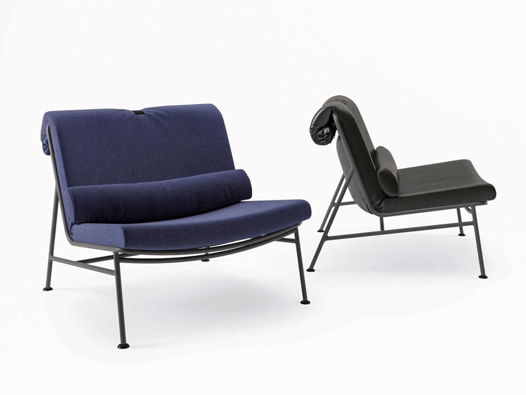 backpack armchair model