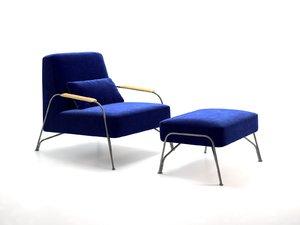 humphrey armchair footstool 3D