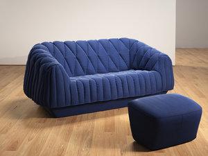 cover 2 medium sofa model