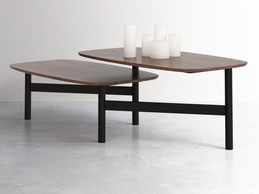pantographe coffee tables 3D model