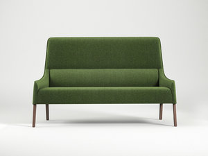 long island sofa 3D