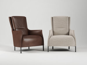 riga armchair 3D model