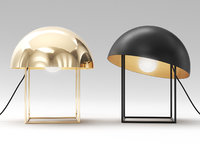coco table lamp model