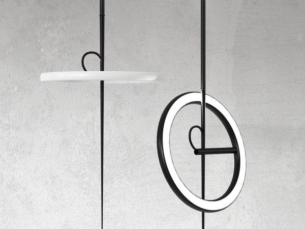 ringelpiez suspension lamp 3D