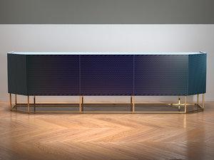 3D shade 230 sideboard