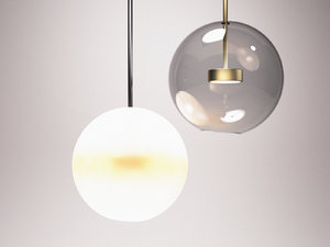 bolle bls1 pendant lamp 3D