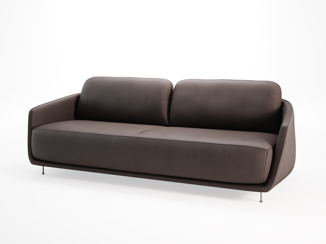okura sofa 3D model
