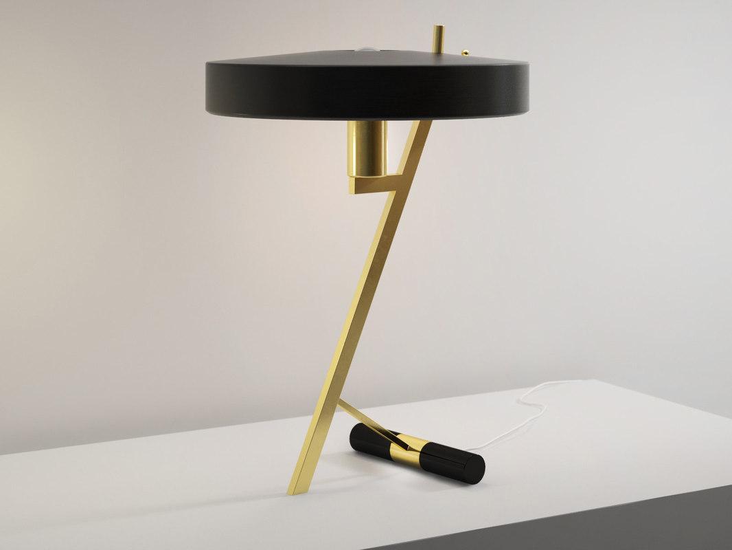 3D z lamp