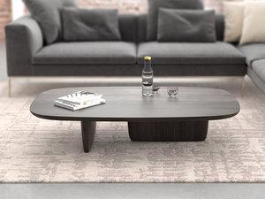 3D tobi-ishi small table b