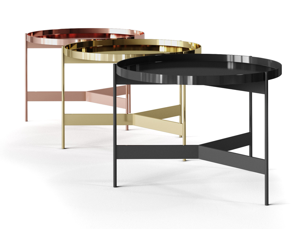 abaco s coffee table 3D
