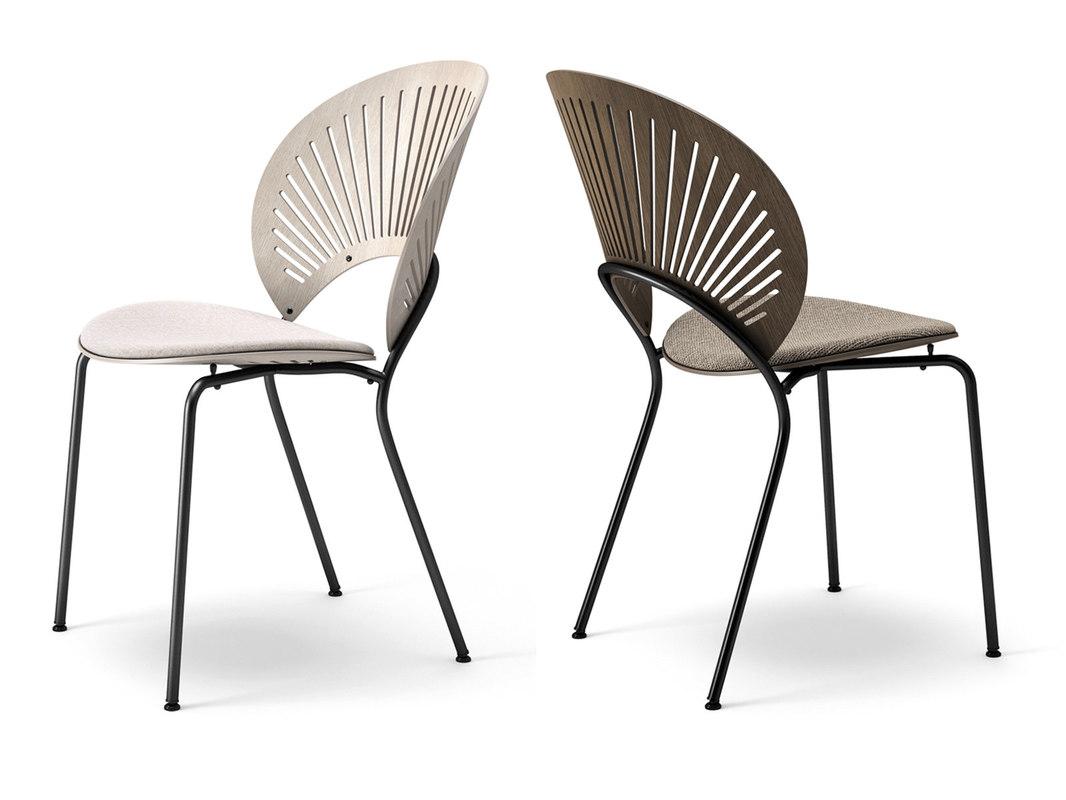 trinidad chair 3D model