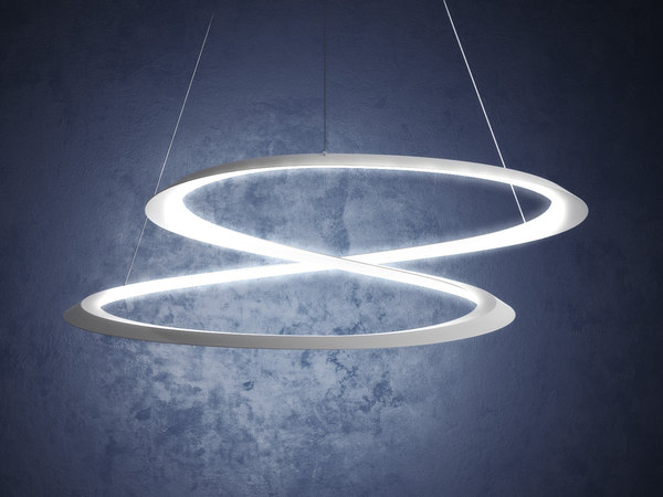 3D kepler pendant light model