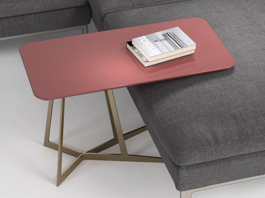 3D phil table model