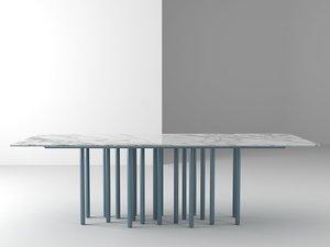 mille table 3D model