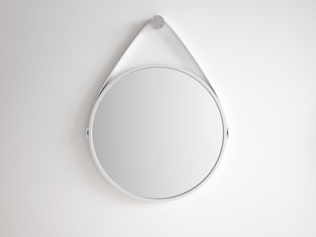 3D model george wall mirror