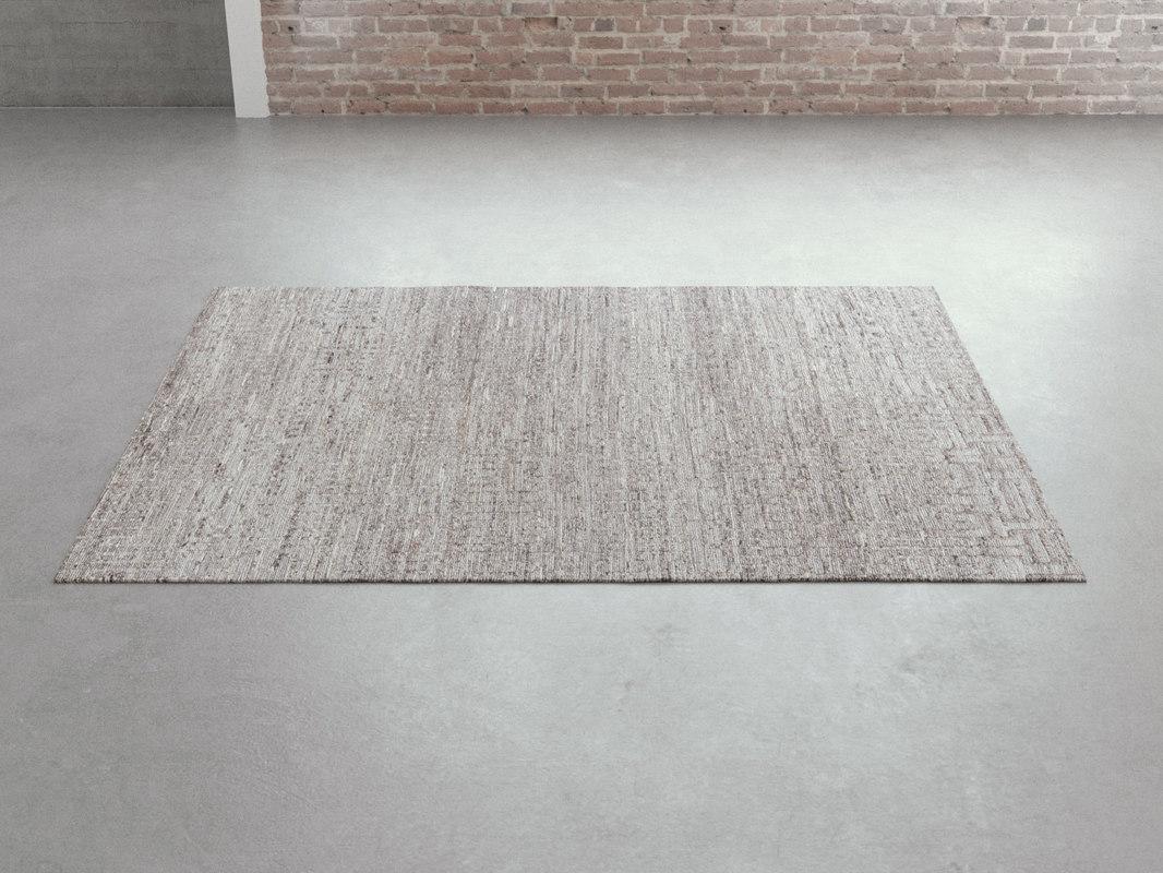 sathi r1226-x378 carpet 3D model