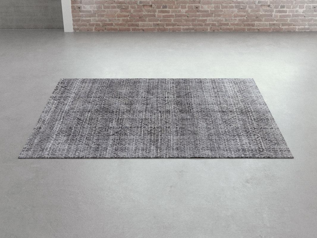 tibey tb07 carpet 3D model