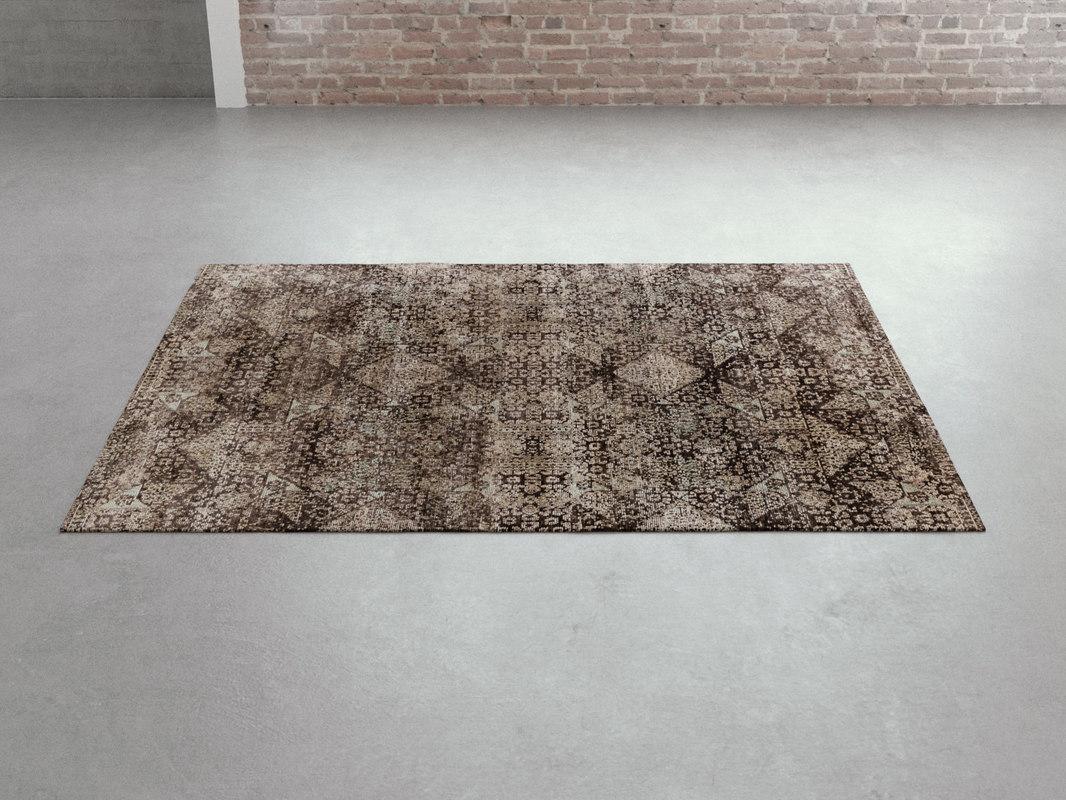 tibey tb08 carpet 3D