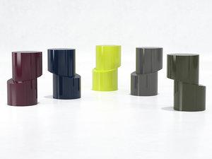 3D babar table model