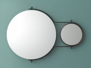 orbit wall mirror 3D model