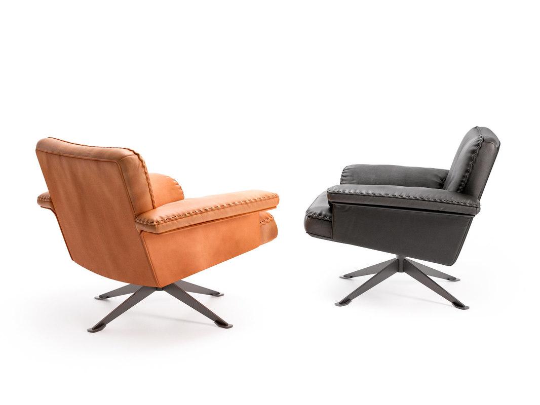 3D model ds-31 101 armchair