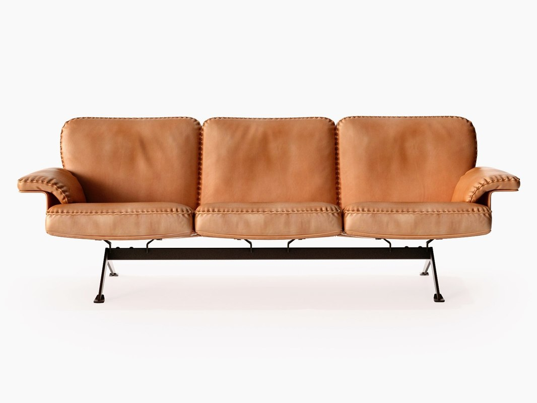 3D ds-31 103 3-seater sofa