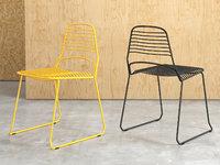 3D jak chair