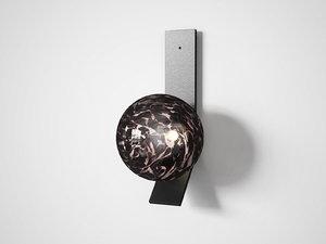 3D spoti wall lamp