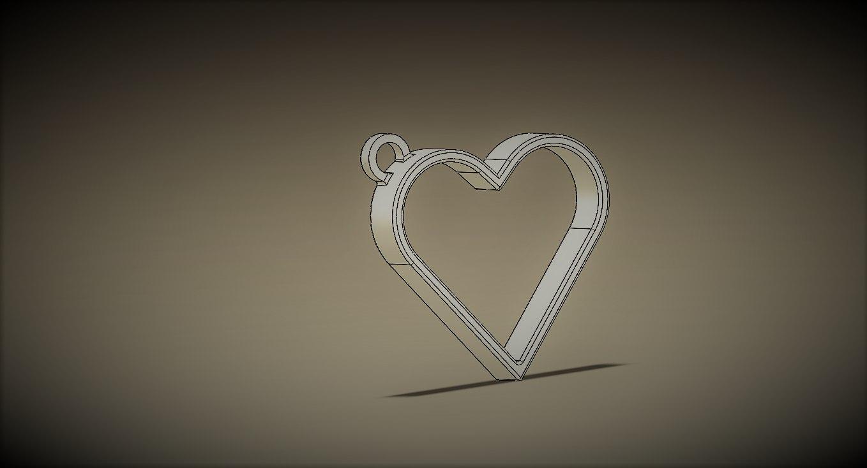 key ring 3D