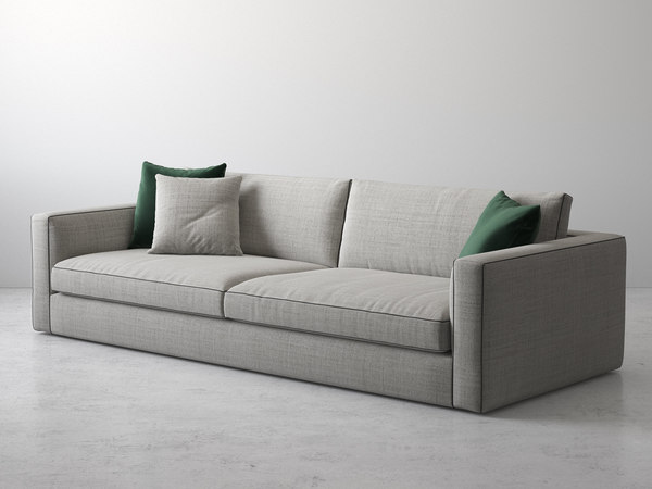 3D laguna 3-seater maxi sofa